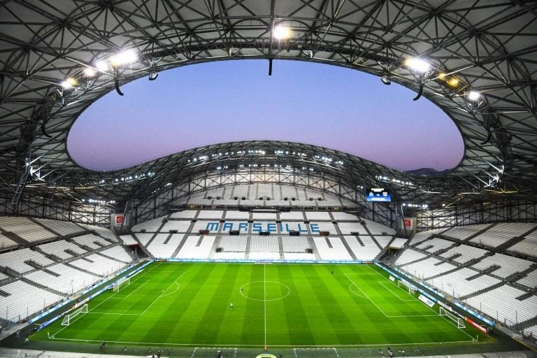 estádio de Marselha
