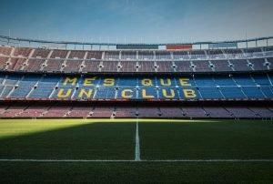 a essência do Barcelona