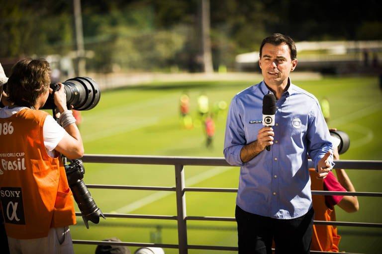 Jornalismo e futebol, de Tino Marcos a D'Alessandro