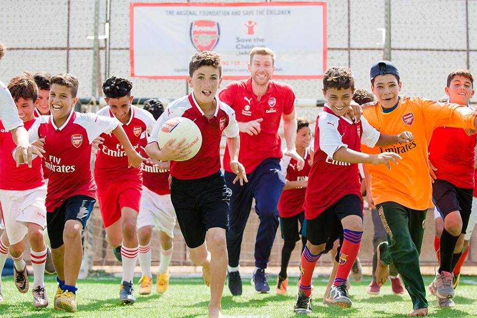 A responsabilidade social como estratégia de desenvolvimento de um clube de futebol