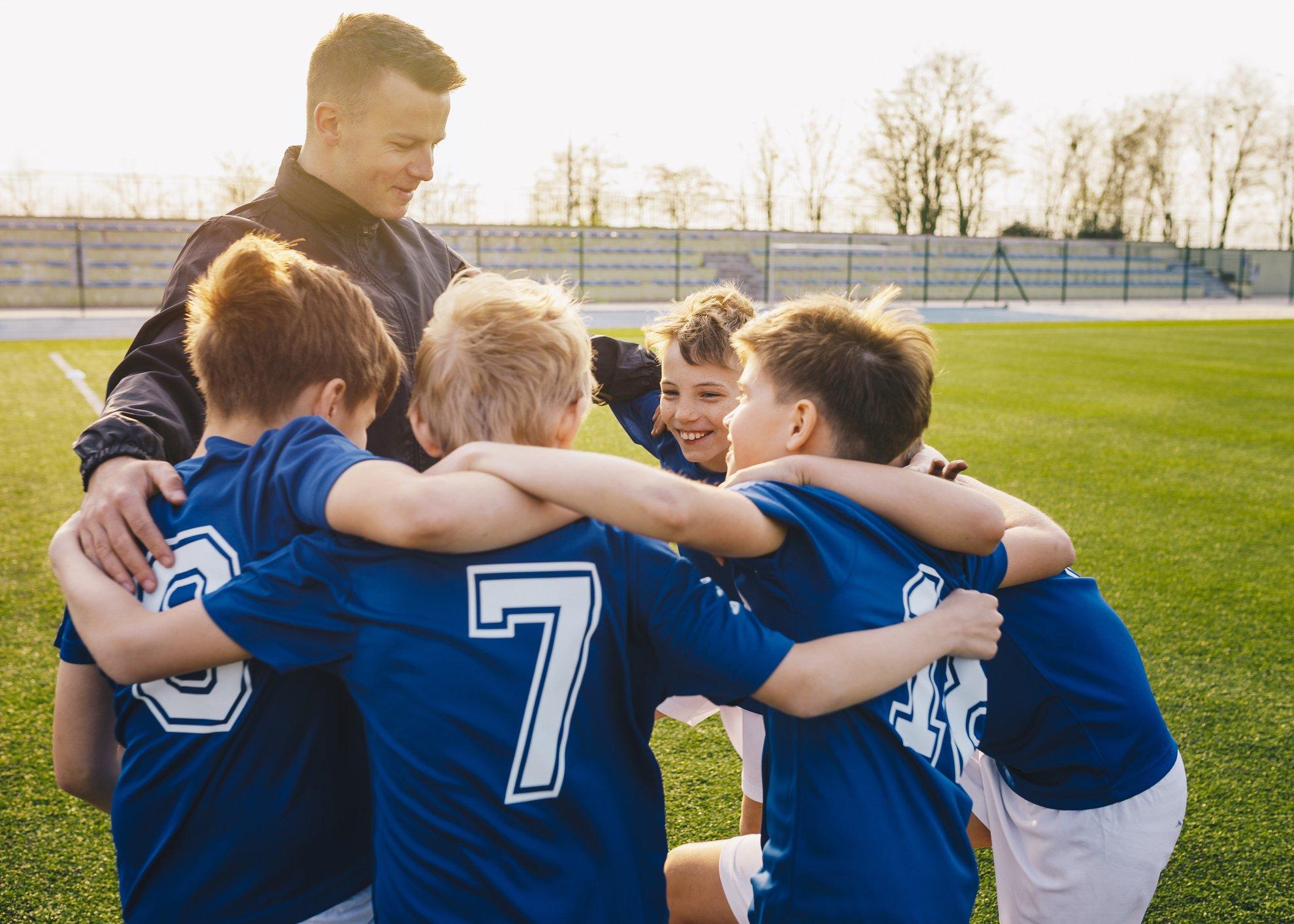 Feedback e o processo de ensino no futebol